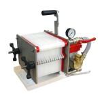 Пресс фильтр для очистки вина