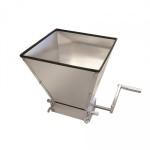 Трехвальцовая мельница-дробилка для солода