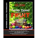 Дрожжи спиртовые для фруктовых браг Alcotec Fruit Turbo Yeast