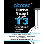 Alcotec Т3 Turbo Yeast
