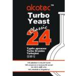 Турбо Дрожжи Alcotec 24 Turbo Yeast Classic